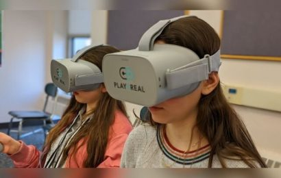 Virtual reality game is an effective tool for vaping prevention among teens