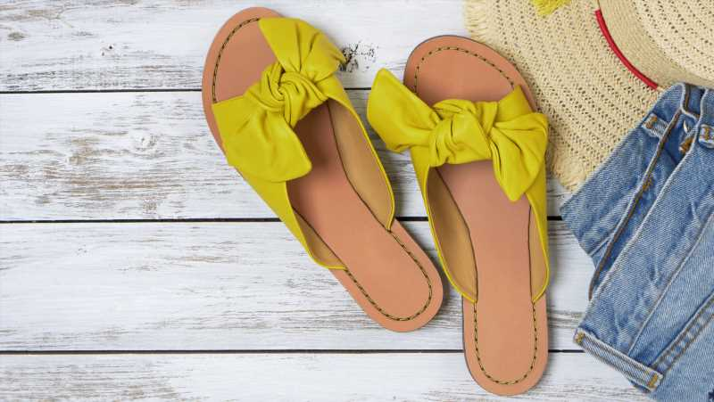 Why Wearing Sandals Can Be Good For Your Feet