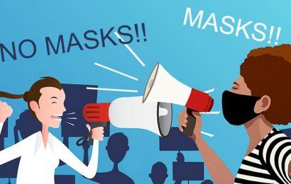 Mask Clash Shuts Down Suburban NY School Board Meeting