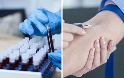 Cancer blood tests trial: How to volunteer for NHS Galleri screening