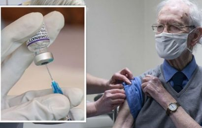 FDA advisers recommend emergency use of 3rd dose of Pfizer jab in people aged 65 and older