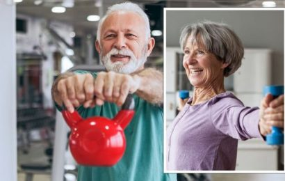 High cholesterol: Stop wasting time in the gym – 1 exercise for 1 hour a week reduces risk