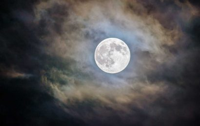 Men may sleep worse on nights during the first half of the lunar cycle