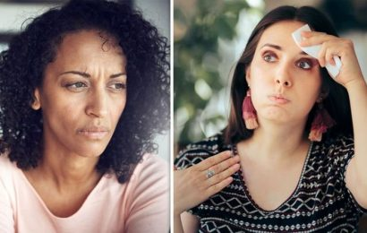 Menopause symptoms: Key 'behavioural changes' to improve hot flushes and mood changes