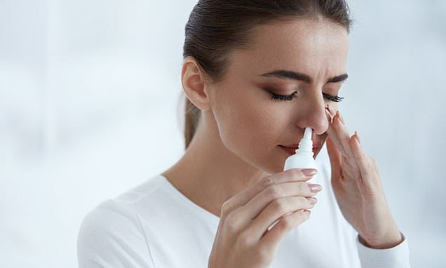 Nose spray filled with love hormone oxytocin 'may help fight obesity'