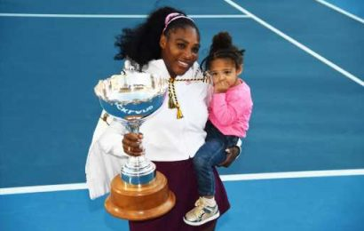 Serena Williams Worries She'll Be 'Fired' By Daughter Olympia During Hilarious Piano Lesson