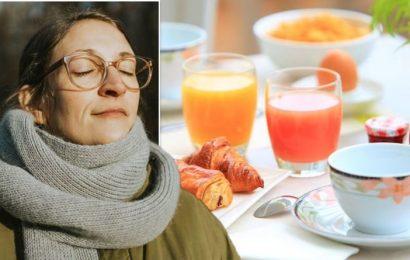 Vitamin D diet: 63p breakfast drink to avoid deficiency symptoms during winter